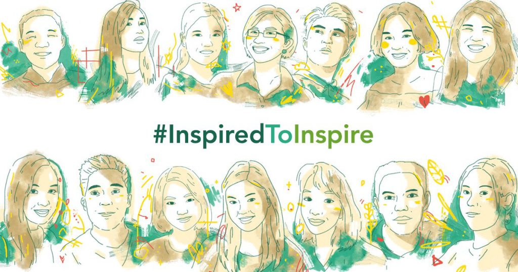 What inspires you?' The LineaOrganica HQ Team Answers!