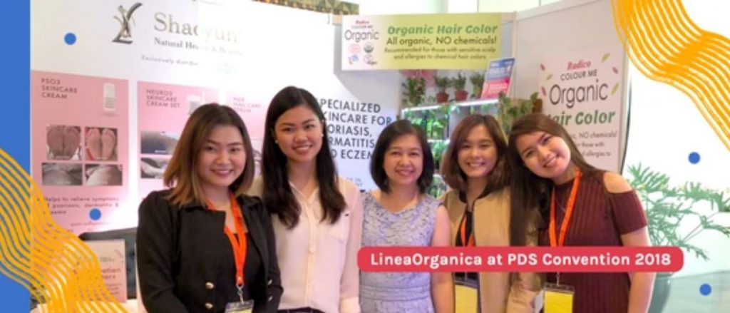 LineaOrganica Joins 41st PDS Annual Convention
