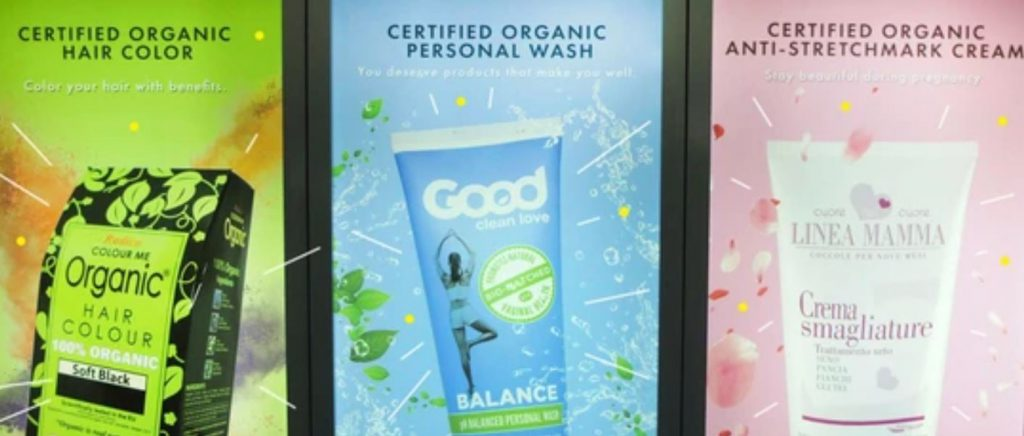 POGS 2018: LineaOrganica features organic, natural products for women, babies